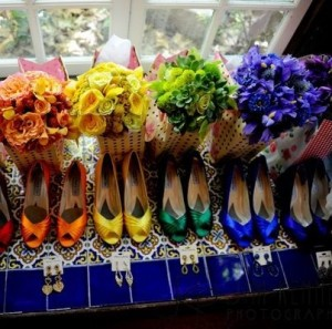 curcubeu pantofi