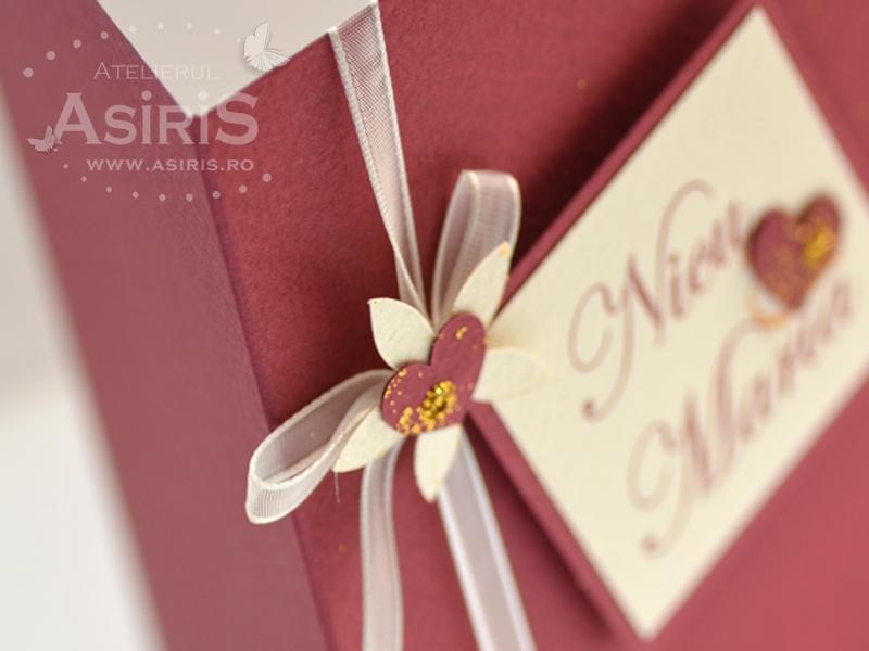 Asiris Solutions Invitatii Nunta Elegante Juramant Solemn
